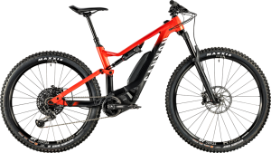 Canyon Spectral ON 8.0 - Best electric mountain bike