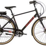 Raleigh Array E-Motion Crossbar 700c 2019 - Electric Hybrid Bike