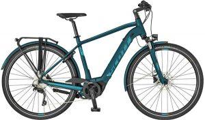 Scott Sub Sport eRide SE 2019 - Electric Hybrid Bike