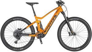 Scott Strike eRIDE 940 2020 - Electric Mountain Bike