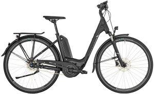 Bergamont E-Horizon N7 FH 400 Wave 2019 - Electric Hybrid Bike