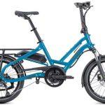 Tern HSD P9 2020 - Electric Folding Bike