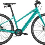 Cannondale Quick Neo 2 SL Remixte 2020 - Electric Hybrid Bike