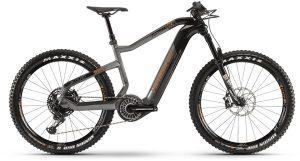 "Haibike XDURO AllTrail 6.0 FlyOn 27.5"" 2021 - Electric Mountain Bike"