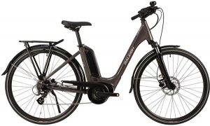 Raleigh Motus Derailleur Lowstep 2020 - Electric Hybrid Bike
