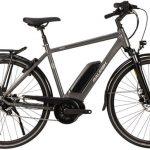 Raleigh Motus Tour Hub Crossbar 2020 - Electric Hybrid Bike