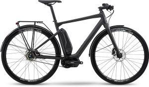 BMC Alpenchallenge AMP City Two 2020 - Electric Hybrid Bike