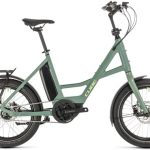 "Cube Compact Hybrid 20"" 2021 - Electric Hybrid Bike"