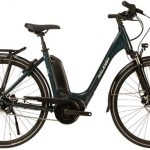 Raleigh Motus Grand Tour Hub Lowstep 2020 - Electric Hybrid Bike