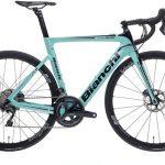 Bianchi Aria E-Road Ultegra 2020 - Electric Road Bike