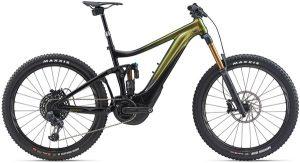 "Giant Reign E+ 0 Pro 27.5"" 2020 - Electric Mountain Bike"