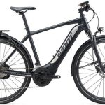 Giant Explore E+ 1 Pro - Nearly New - S 2020 - Electric Hybrid Bike