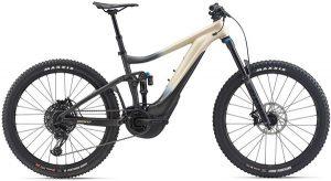 "Giant Reign E+ 2 Pro 27.5"" - Nearly New - M 2020 - Electric Mountain Bike"